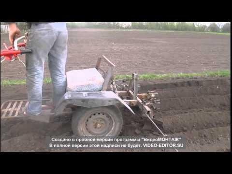Переходник-редуктор ПМБ-1 для мотоблока МТЗ Беларус.