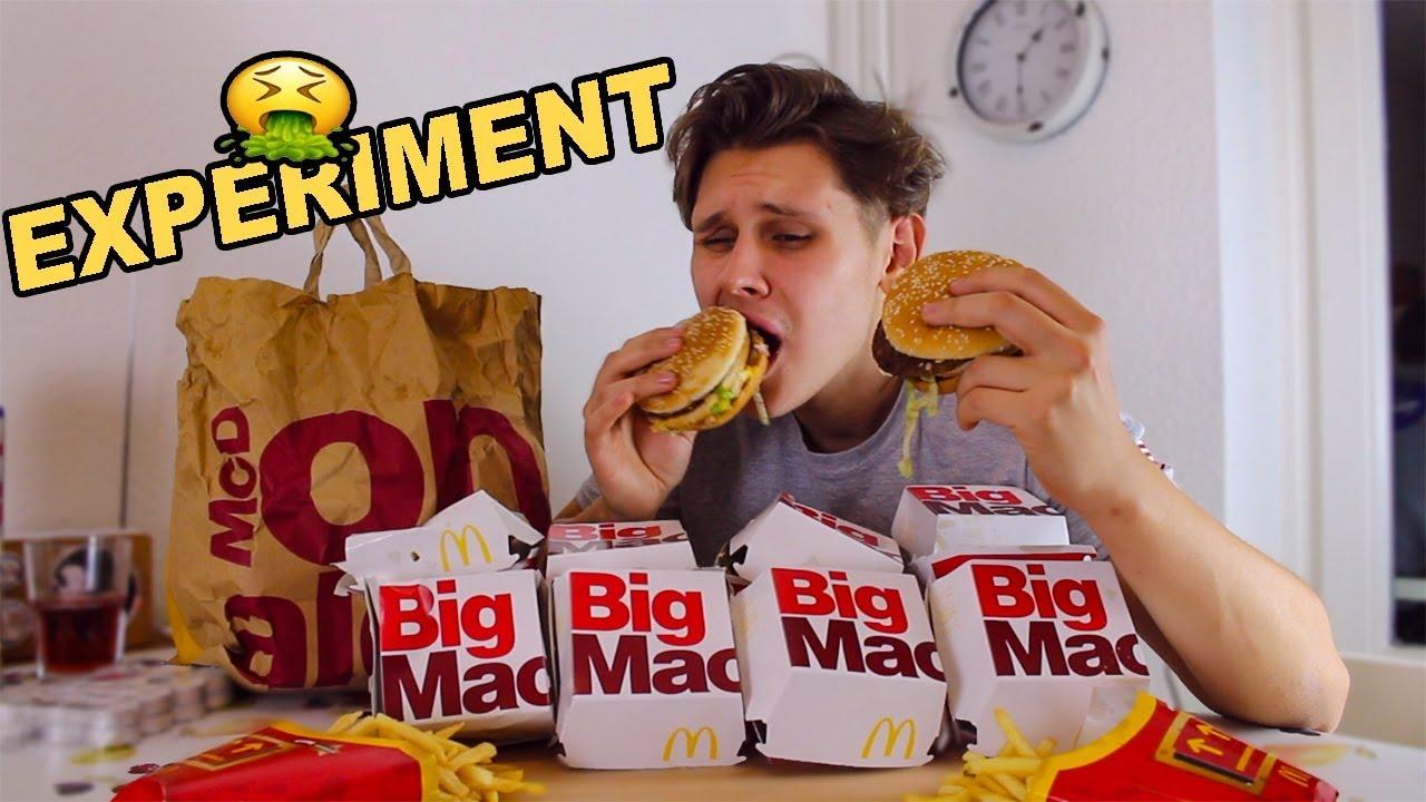 Wieviel kalorien hat ein big mac