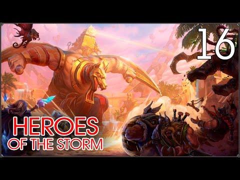 видео: heroes of the storm: Снова вместе #16