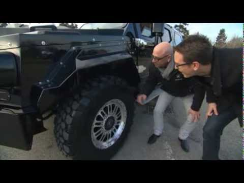 Knight Xv Featured On Discovery Channel Daily Planet Youtube