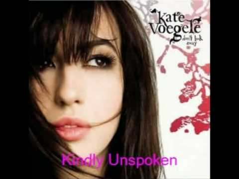 Kindly Unspoken