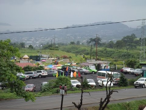 A Day At The ALCEF Amusement Park In Mile 4 Limbe. (by Mola Mbella Ndoko)