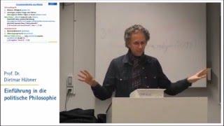 Politische Philosophie 12: Moderne 3 - Luhmann, Foucault