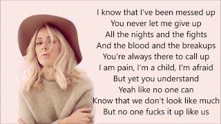 Army - Ellie Goulding (Original Lyrics)