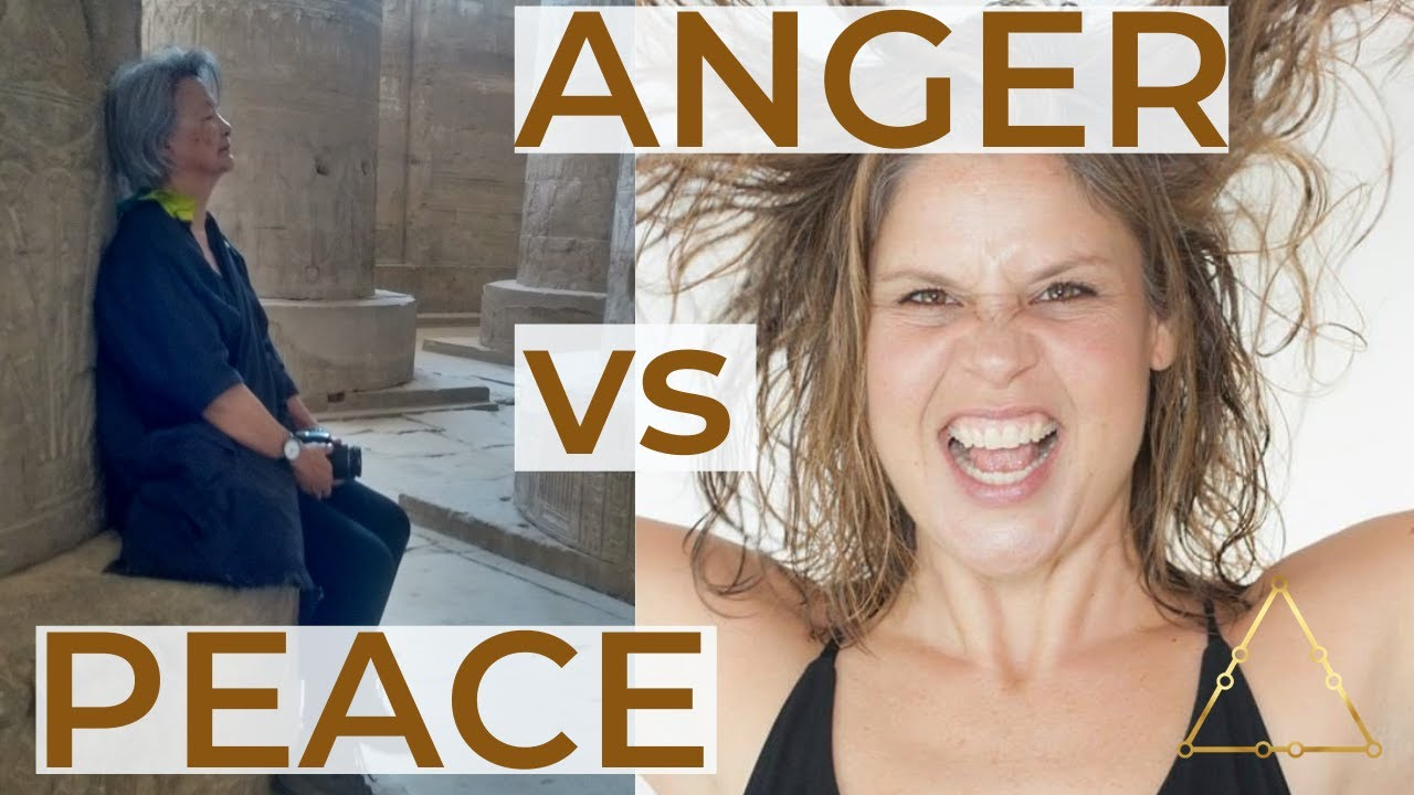 Human Design MANIFESTOR - Peace & Anger // Process Your Anger So You Can Impact with Peace