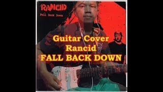 Rancid Fall Back Down Guitar Cover by Annes