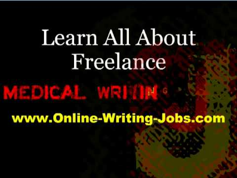 My Freelance Career : All About Freelance Medical Writing Jobs