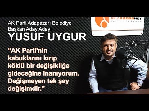 Yusuf UYGUR ile Röportaj
