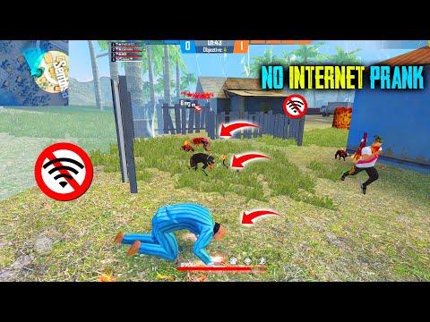 No Internet Prank In Clash Squad ft. Karan and Jack | P.K. GAMERS | Garena Free Fire