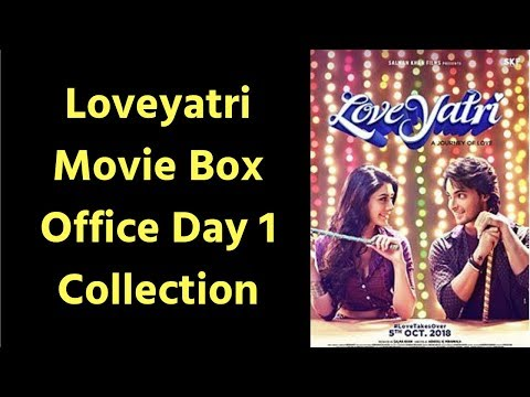 Loveyatri Movie Box Office Day 1 Collection: Loveyatri Film; Aayush Sharma; Warina Hussain