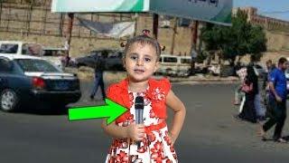 ألين مذيعة في برنامج تلفزيون | بتنصدموا منها 😱