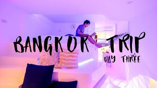 Gambar cover BANGKOK TRAVELOGUE: MOST INSANE AIRBNB?? PLUS LITTLE ZOO AND HUAMUM NIGHT MARKET