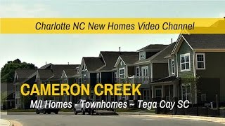 Cameron Creek Subdivision M/I Homes Tega Cay SC