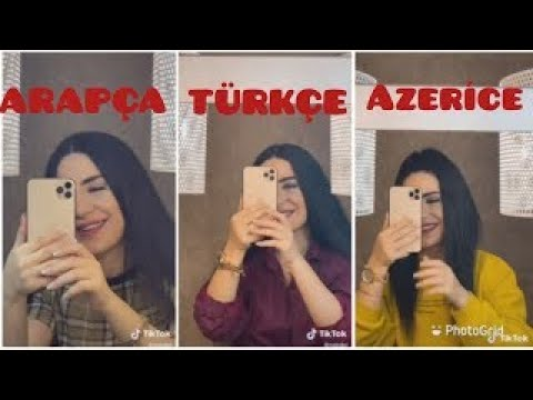 Naz Dej  Arapça vs Türkçe vs Azerbaycan Şarkı  [Shakle Habetek]