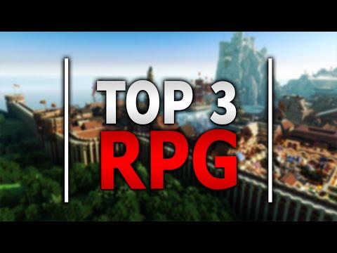 "Minecraft Saturday | Top 3 ""RPG"" Plugins!"