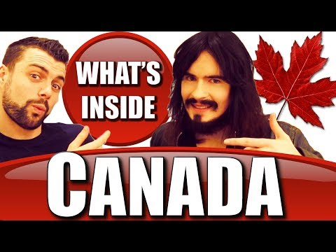 Irish People Try DANGEROUS CANADIAN BOX!! - What's Inside??
