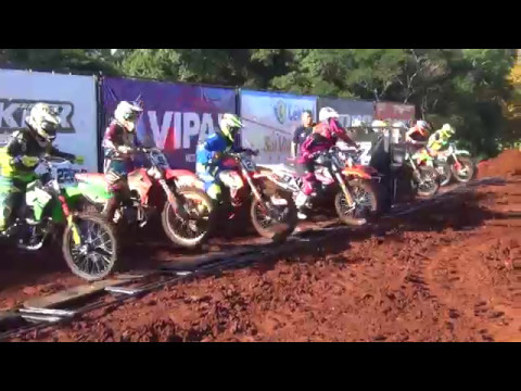 1ª etapa Campeonato Gaucho de Motocross 2017 - CT Borilli Raicing - Tapejara RS