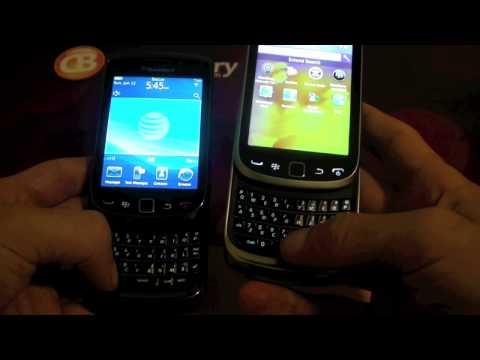CrackBerry: BlackBerry Torch 9810