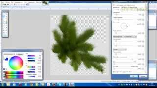 Новые  эффекты для Paint.Net