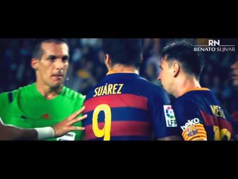 Cristiano Ronaldo vs Lionel Messi ● Masterpiece 2015� ¦ HD