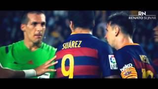 Cristiano Ronaldo vs Lionel Messi ● Masterpiece 2015⁄2016 ¦ HD