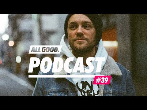 ALL GOOD PODCAST #39: Juse Ju