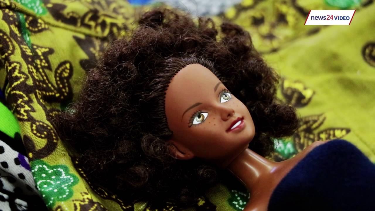 Les parents d'enfants noirs ne devraient avoir des difficultés à trouver des poupées à leur image - Malaville creator