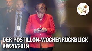 Der Postillon Wochenrückblick (8. – 13. Juli 2019)