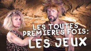 Les toutes premières fois : LES JEUX (avec NICOLAS BERNO) / Maud Bettina-Marie thumbnail