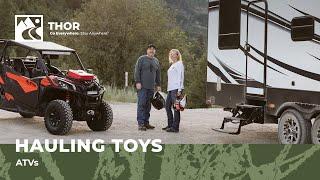 Hauling Toys: ATVs