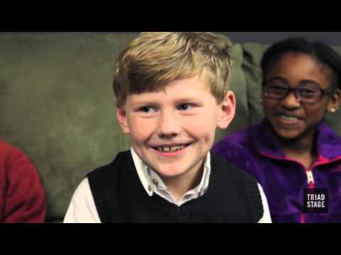 Triad Stage Presents: The Children of A Christmas Carol