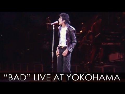 "Michael Jackson - ""BAD"" live Bad Tour in Yokohama 1987 - Enhanced - High Definition"