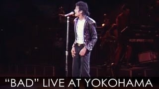 Michael Jackson - BAD live Bad Tour in Yokohama 1987 - Enhanced - High Definition