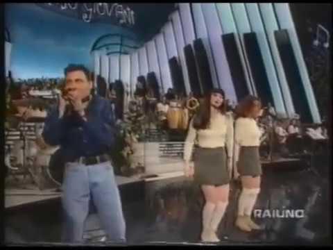 Prefisso - Avevo bisogno di te - Sanremo 1994