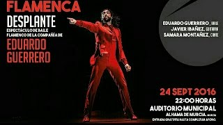 Conferencia Inaugural Origenes del Flamenco