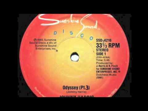 "Johnny Harris - Odyssey (Jamming A.K. ""Pt.3"" Edit)"