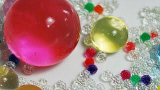 Орбиз выращиваем в воде большие шары  Growing in the water big balls orbeez(, 2015-08-26T19:30:00.000Z)