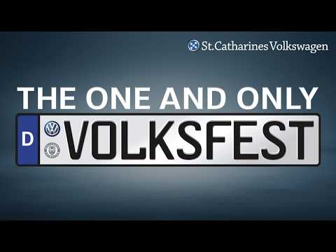 St. Catharines VW Volksfest Special Offer on Now