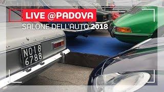 5 auto classiche da comprare (ragionando) in Fiera a Padova | Auto e Moto d'Epoca 2018