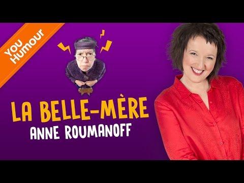 Anne ROUMANOFF, La belle-mère