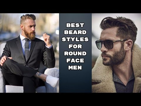 best-beard-styles-for-round-face