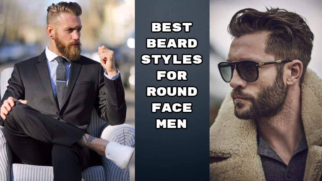 Best Beard Styles For Round Face Youtube