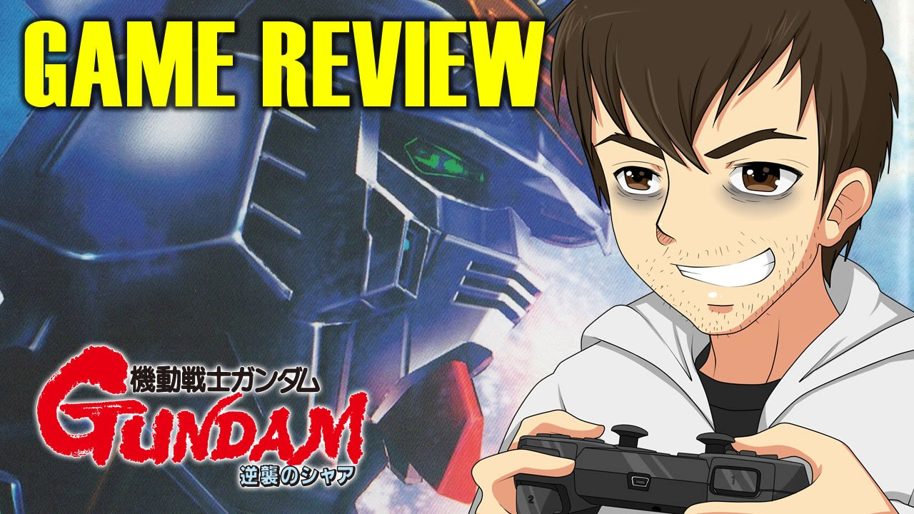 Gundam Char S Counterattack Ps1 Game Review Snicketyreviews Youtube