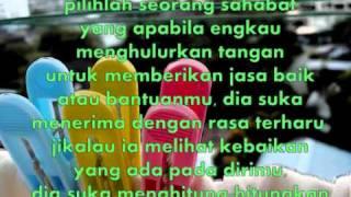 UNIC - Kau Kawan, Sahabat & Teman.wmv