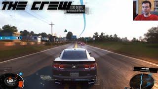 THE CREW (PC) Episodio 2 - Carretera abierta hasta San Luis    Gameplay en Español