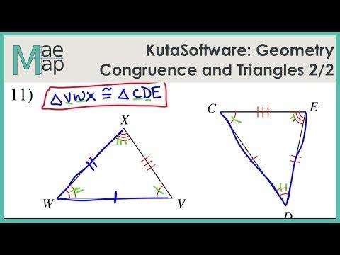 KutaSoftware: Geometry- Congruence And Triangles Part 2