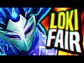 LOKI IS REALLY FUN (Smite Funny Moments)