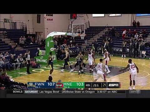 Abdel Nader NBA G League Highlights: December 2017