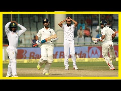 Breaking News | South africa v india: boxing day out, new year's doubtful
