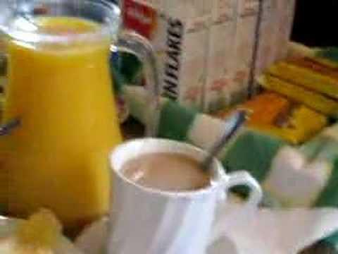 Welsh breakfast ohh sii